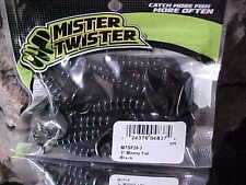"""Mister Twister 3"""" Meeny Tail Grubs 20 Pack MTSF20-3 for Walleye/Perch/Trout"""
