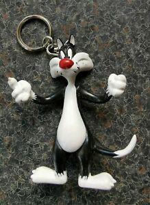 Warner Brothers Sylvester keyring