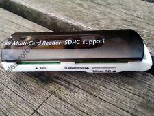 USB 2.0 KARTENLESER SDHC MMC MICRO MINI SD CARD READER MULTIKARTENLESER EXTERN