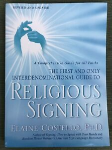 American Sign Language-ASL Religious Christian Dictionary-REVISED & UPDATED Edit