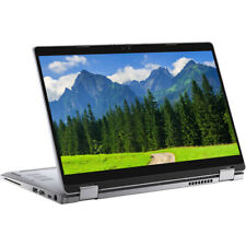 """New listing 2020 Dell latitude 13 5310 2-in-1 i7-10610U 16Gb 256Gb 13.3"""" Fhd Touch Fp 10Pro"""
