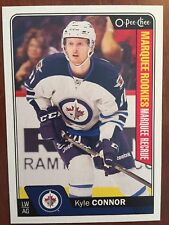 2016-17 UD Hockey Series 2 Opee Chee Marquee RC Kyle Connor #676