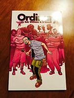 Ordinary By Rob Williams Paperback Graphic Novel Comic Bento Comic Book Titan