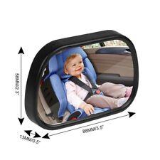 Cars Rear Convex Mirror Car Back Seat Monitors Mini Kids Monitor Baby Safe KS