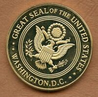 COINS / GREAT SEAL OF THE UNITED STATES WASHINGTON
