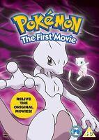 Pokemon: The First Movie (NEW DVD)