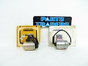 NOS Genuine Yamaha Electrical Condenser Set DS7 R5 278-81626-20-00 278-81625-20