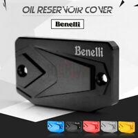Front Brake Fluid Pump Reservoir Cover Cap For Benelli BN650 BN600 BJ600 TNT600