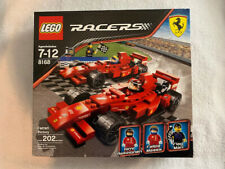 LEGO Racers Ferrari Victory (8168) - In Factory Sealed Box RARE HARD TO FIND
