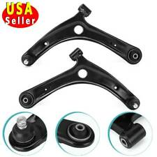 Pair Front Lower Control Arm Ball Joint Left Right Set for 07-16 Jeep Patriot