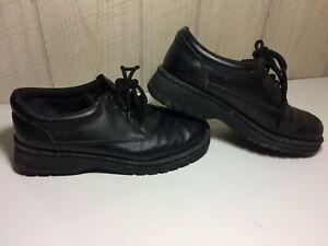 Safe T Step Oxford Comfort Shoes for