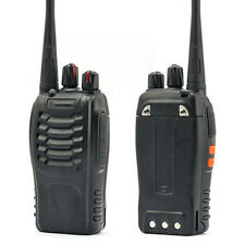 BF-888S Walkie Talkie Radio Interphone UHF 400-470MHz 16CH 5W