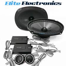 KICKER Css694 Cs-series 6x9-inch Component Speakers