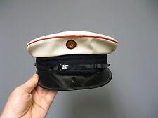 Ancienne casquette de vétéran de l'US Marine. United states marine corps retired