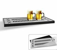 Homebrew Surface Mounted Beer Drip Tray 50cm Long Shaper Draft Beverage No Drain