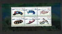 AD284) Australia 2012 Underwater World Minisheet MUH