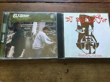 DJ Shadow [2 CD Alben] Endtroducing + Preemptive Strike