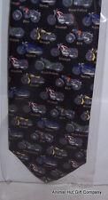 British Motorbikes Silk Tie