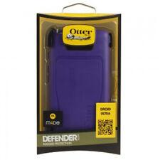 OtterBox Defender Series Case Motorola DROID Ultra LILY (AQUA BLUE/VIOLET PURPLE