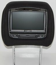 14 15 2016 2017 Nissan Pathfinder Dual DVD Headrest Video Players -Cloth/Leather