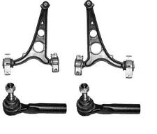 FIAT MULTIPLA 2 LOWER WISHBONE SUSPENSION  ARMS 2 X OUTER TRACK ROD ENDS
