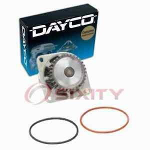 Dayco Engine Water Pump for 2005-2019 Nissan Frontier 4.0L V6 Coolant gm