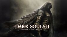 Dark Souls II 2: Scholar of the First Sin - STEAM -Ships USPS Only - MSRP $39.99