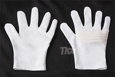 Power Rangers Zyuranger Geki All Cosplay white gloves