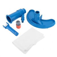 Swimming Pool Jet Vacuum With Pole Vac Suction Hoover Clean Maintenance Tool Kit