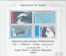 Frankrijk Blok 5 gestempeld 1975 ARPHILA ´75, Parijs