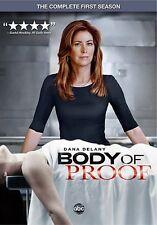 Body of Proof - Season 1 (DVD, 2-Disc Set) Very Good