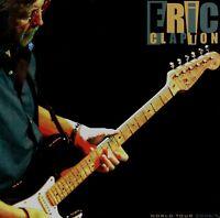 ERIC CLAPTON 2006 / 2007 WORLD TOUR CONCERT PROGRAM BOOK / NEAR MINT 2 MINT