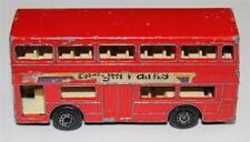 Matchbox Collector Car Bus, Super Fast, No. 17 - 1972, The Londoner