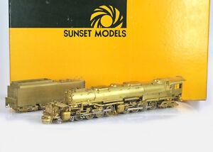 SUNSET MODELS Prestige Series HO H0 BIG BOY UP 4-8-8-4 LATE