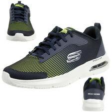 Skechers Sport Mens DYNA-AIR BLYCE Sneakers Herren Blau