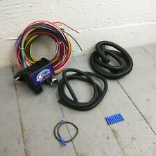 Wire Harness Fuse Block Upgrade Kit for 1946 - 1947 Studebaker rat rod hot rod