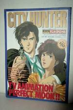 JUMP GOLD SELECTION 6 CITY HUNTER ART BOOK USATO COME NUOVO VER JAP TN1 49724
