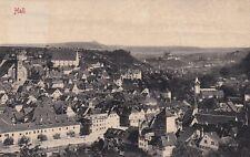 AK Schwäbisch Hall HEILBRONN 20 OKT 08 Württemberg-Stempel nachverwendet