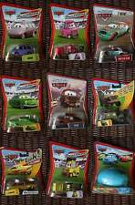 Disney Pixar World of Cars, Race o Rama, Final Lap Collection Mini, Van, Polly..