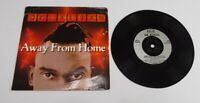 """Dr Alban Away From Home 7"""" Single A1 B1 Pressing - EX"""