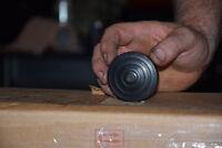 caoutchouc de pédale de frein rond   , citroen 2cv dyane ami   10400340