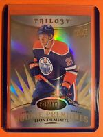 2014-15 Upper Deck Trilogy Rookie Premiers Level 1 #131 Leon Draisaitl 207/799