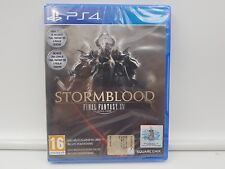 STORMBLOOD FINAL FANTASY XIV SONY PLAYSTATION 4 PS4 PRECINTADO PAL ESPAÑA