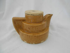 Collectible Vintage Japanese Clay Ceramic Teapot Memorabilia Promotional Gift