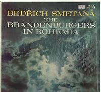 Smetana: The Brandenburgers IN Böhmen / Jan Hus Tichy, Prague N. O. LP NM /VG