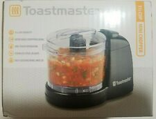 New Toastmaster 1.5-Cup Mini Chopper