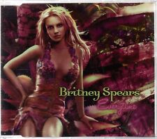 BRITNEY SPEARS - EVERYTIME (4 track CD single)