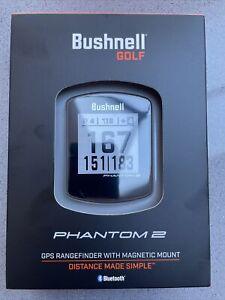 Bushnell Golf Phantom 2 Gps Bluetooth New In Box