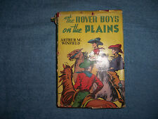 THE ROVER BOYS ON THE PLAINS by Arthur Winfield/HCDJ/Literature/Childrens