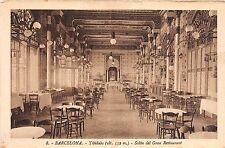 Br33341 Barcelona Tibidabo Salon del Gran Restaurant spain